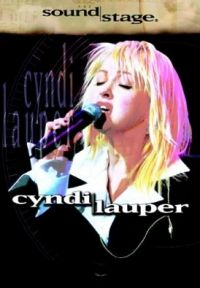 Cover Cyndi Lauper - Soundstage [DVD]